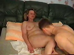 Mature amateur video