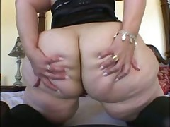 Mature BBW is Horny