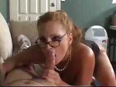 Blonde Mature Fucking