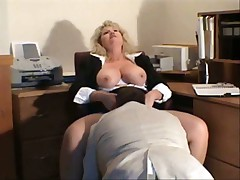 Busty Thunder Thighs gets eaten