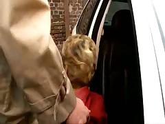 German Taxi Granny
