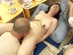Mitsu Kinuta Japanese Grannys