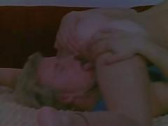 Amateur Babe fucking with tree guys on retro porn