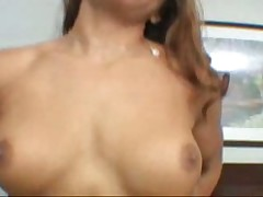 Brazillian Angela gets fucked hard