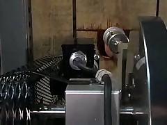 Handjob and Machine jerk