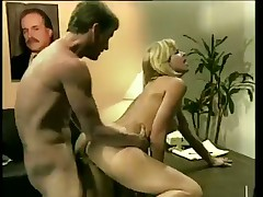 Slutty Secretary Chennin Blanc Bent Over The Boss