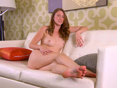 Sweet babe Shae Snow and her nice vibrator