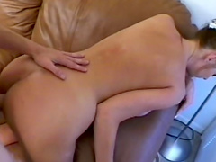 Alison Kilgore sucks tasty white dick of Csoky