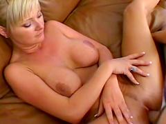 Alison Kilgore sucks tasty white dick of Csoky