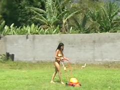 Dominated Latina also gets fucked hard