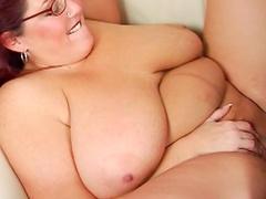 Fat sexy redhead interracial porn
