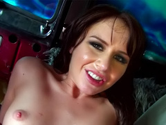 Kelly Klass is a cocksucking angel with chubby lips