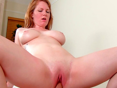 Busty MILf Bree Phoenix is riding on the dick