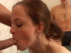 Teen with small tits fuck for real money