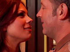 Pornstar Kirsten Price and her lovely banger