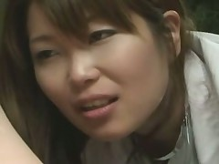 Japanese girls kiss in hospital