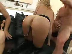 Dana gets punished