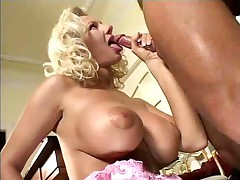 Hana Melonova Takes 2 huge cocks