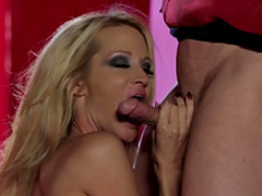 Cute model Asa and blonde are fucking like pornstarr