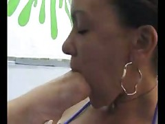 Brazilian Lesbo Domination Lick My Feet
