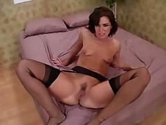 Kinky Wife Does It All