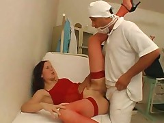 Her First Anal Examination
