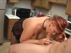 Eden Fucked in the Kitchen