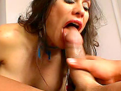 Sheila Marie totally oiled up