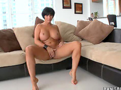 Big cock for spectacular milf
