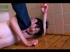 Hardcore BDSM with a petite Asian babe