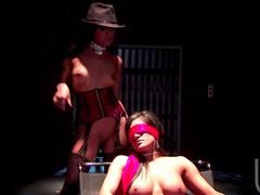 Hardcore fucking with sensual models