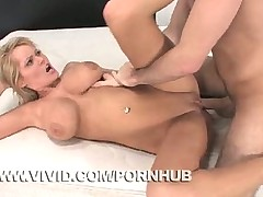 Hanna Hilton Oiled Up And Then Fucked