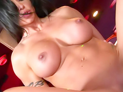 Fit milf fuck slut laid by Asian guy