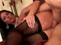 Milf Kendra Secrets being impaled by long dick