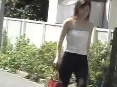 Sharking with Japanese girls