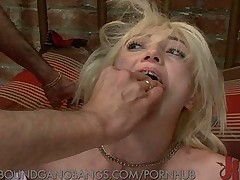 The Sitter gets Stuffed Air-Tight