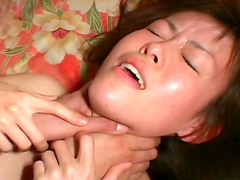 Slender beauty with hairy pussy is pissing in the plate