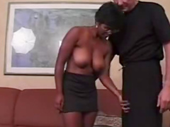 Nerdy Indian slut boned