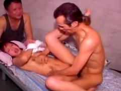 Sweet BDSM with redhead babe Yuri Mizuki