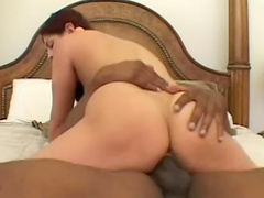 Anal lover Tommie Ryden wants interracial sex