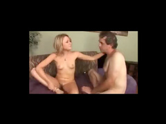 His young wife takes cock