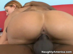 Janet Mason and black cock