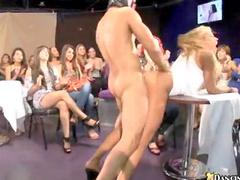 Slut fucked at huge party
