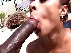Ebony Jemini Fucking