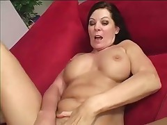 Brunette Magdalena Fucks The Pool Boy