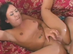 Julie Knight and Otto Bauer are fucking in anal