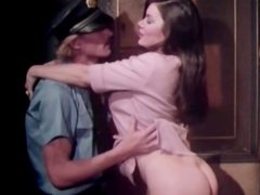hot policeman is fucking with a hot prisoner