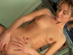 Marcella B is fucking with that nice dildo