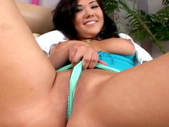 Ian Scott banging Asian babe London Keys