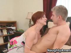 Amazingly hot redheaded slut